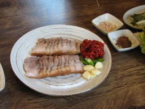 韓国式焼豚