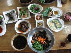 山菜ビビンバ