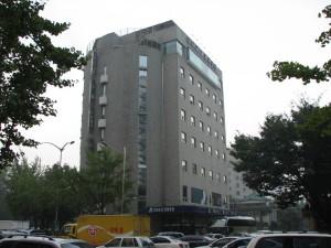 金浦のホテル
