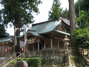 日本初之宮 須我神社