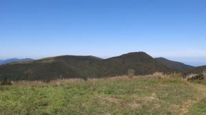 竜王山~立烏帽子~池の段縦走