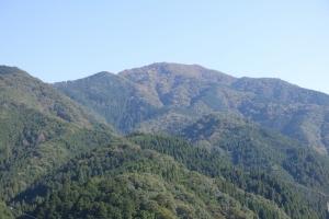 中国百名山 宝仏山