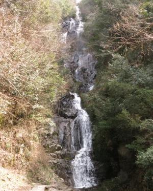 日本の滝百選 常清瀧