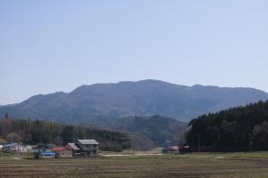 日本千名山 津黒山