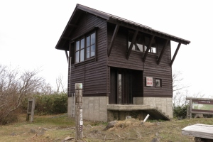日本三百名山 扇ノ山