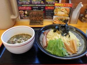 米子のつけ麺