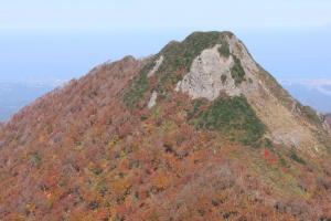 紅葉の甲ケ山