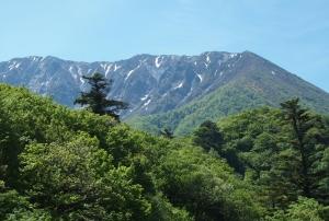 大山元谷ハイキング