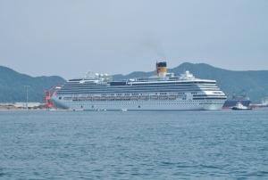 クルーズ客船 コスタ・セレーナ