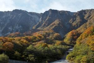 秋の大山登山 2018