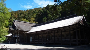 大神山神社奥宮