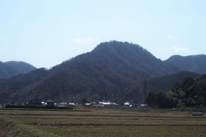 中国百名山 二上山