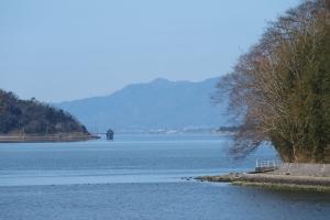 松江北山の盟主 大平山