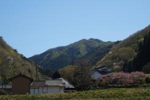 中国百名山 三坂山